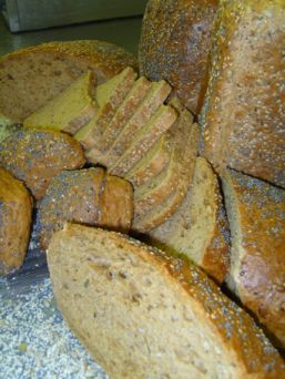 Country Oven Low GI Multiseed bread from Bramley Village Bakery